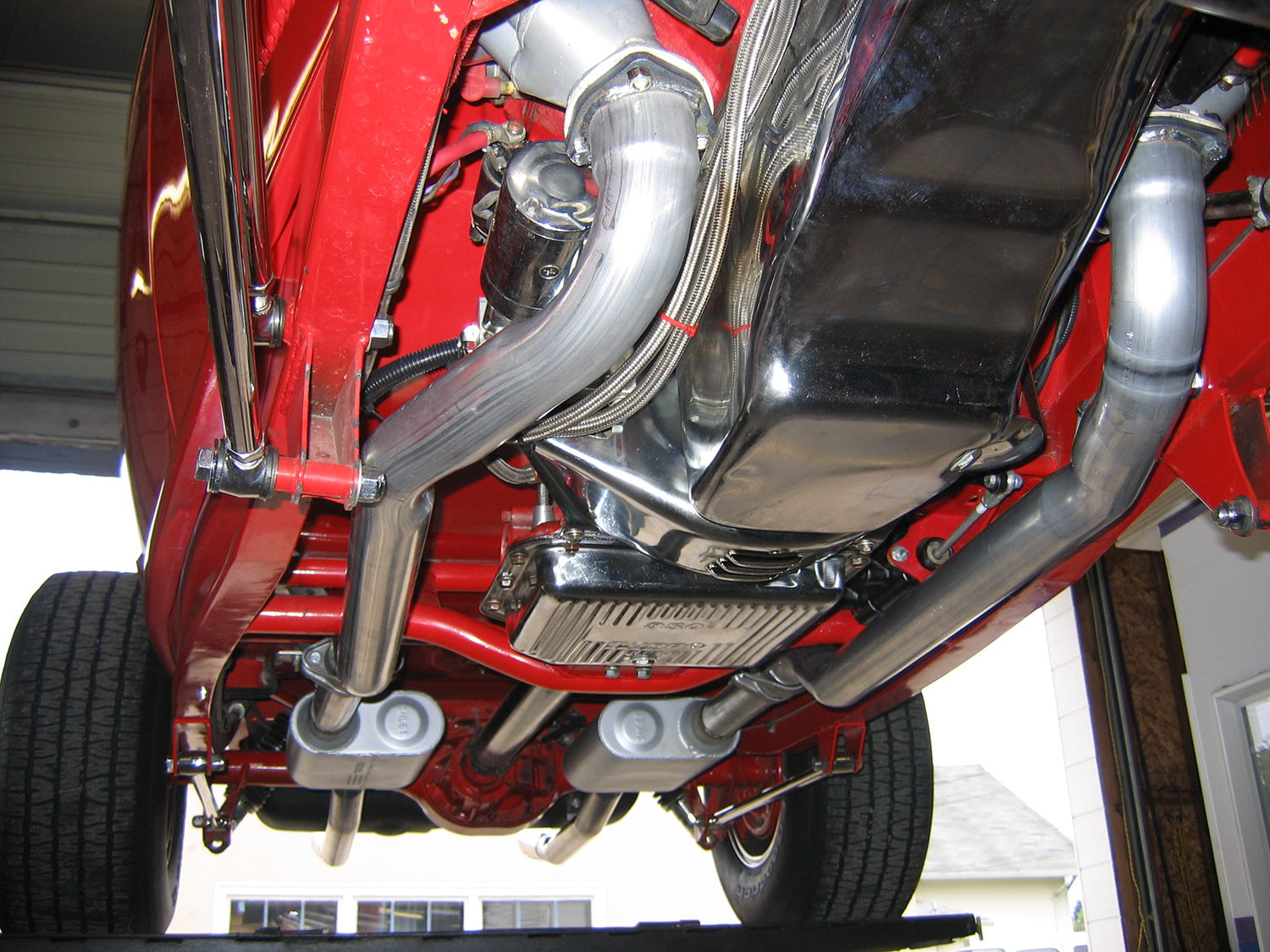 Performance Custom Exhaust