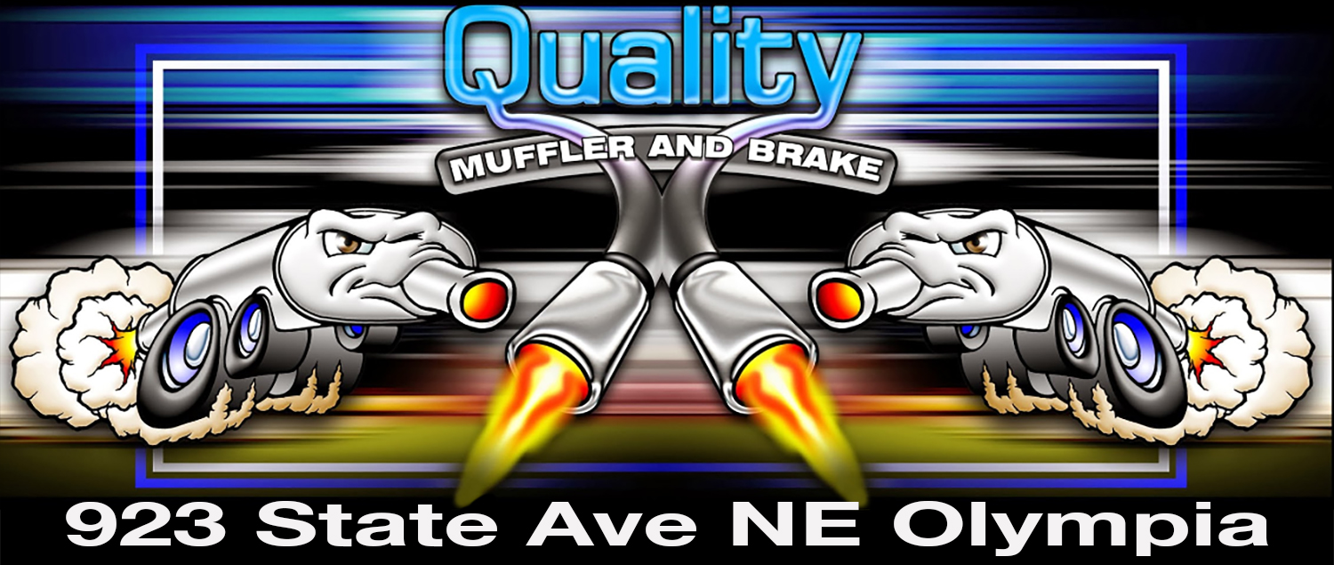 Seattle Muffler Repair Shop - Olympia Washington Muffler and Brake